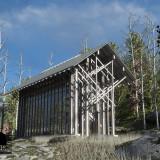 Digital Recreation of Thorncronw Chapel - Exterior