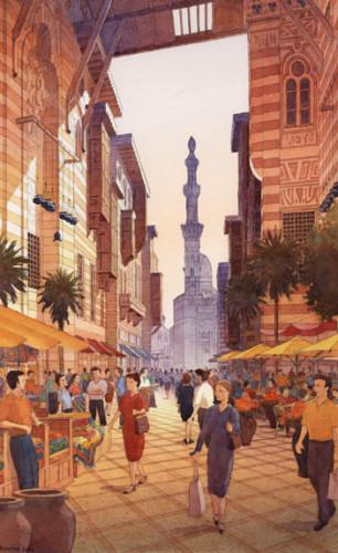 Michael Reardon Architectural Illustration - Image 3