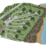 Site Plan used for Marketing Material