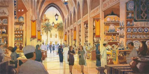 Michael Reardon Architectural Illustration - Image 13
