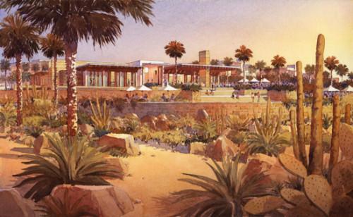 Michael Reardon Architectural Illustration - Image 4