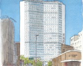 Alpha Tower, Birmingham
