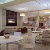 Interior Lounge/Dining Area Rendering