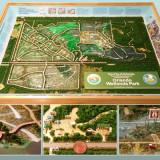 Orlando Wetlands Park Scale Model Educational Display