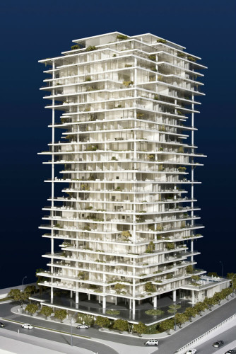 Beirut Terraces - Lebanon Scale 1/150